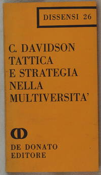TATTICA E STRATEGIA NELLA MULTIVERSITA