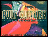 image of PULP CULTURE - The Art of Fiction Magazines
