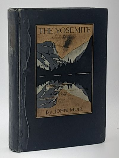 New York.: The century Company., 1914. 1st Edition.. Black cloth, pictorial cover.. Good plus, spine...