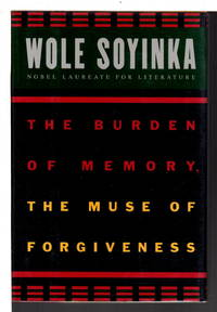 image of THE BURDEN OF MEMORY,  THE MUSE OF FORGIVENESS.