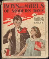 BOYS AND GIRLS OF MODERN DAYS
