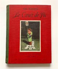 Le Cœur de Pic. Trente-deux Poèmes Pour les Enfants. Illustré de Vingt Photographies par Claude Cahun. Preface by Paul Éluard.