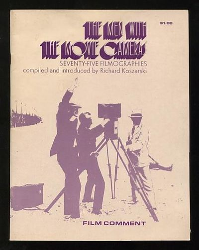 New York: Film Comment. Near Fine. 1972. First Edition. Stapled wraps. . (B&W photographs) Filmograp...