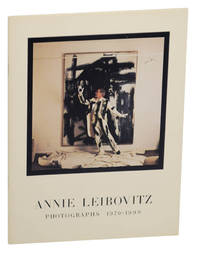 image of Annie Leibovitz Photographs 1970-1990