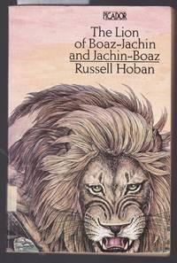 image of The Lion of Boaz-Jachin and Jachin-Boaz