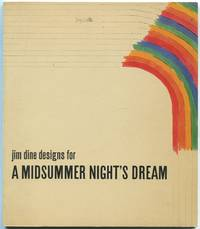 Jim Dine Designs for a Midsummer Night's Dream