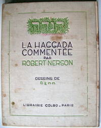 La Haggadah Commentee  by Robert Nerson - Hardcover - 1966 - from Judith Books and Biblio.com
