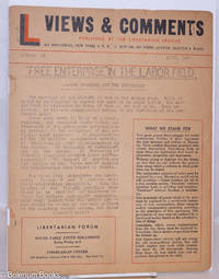 image of Views & Comments. No. 21, April 1957