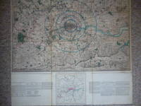 Survey of the Country Around London. To the Distance of Thirty-Two Miles from St. Pauls
