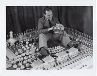 image of Original photograph of George Pal, circa 1940