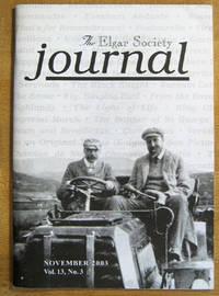The Elgar Society Journal, November, 2003; Vol. 13, No. 3