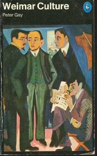 image of Weimar Culture: The Outsider as Insider (Pelican S.)