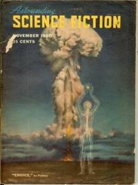 "ASTOUNDING Science Fiction: November, Nov. 1950 (""The Hand of Zei"")"