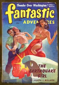 Fantastic Adventures: October, 1941