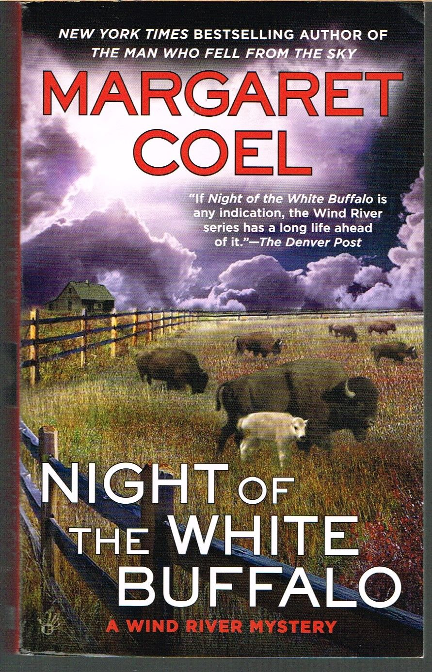 Book Cover White River : Night of the white buffalo wind river reservation no