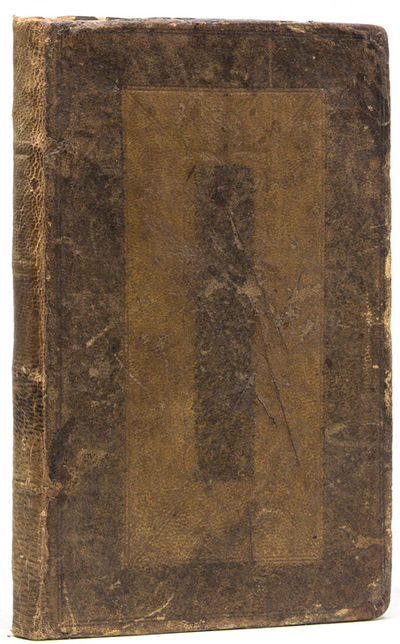 Worcester: Printed by M. Olivers, 1747. First edition. Printer's ornaments at beginning and end of t...
