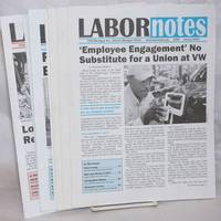 Labor Notes [10 issues] 2015 by  Editor  Jane - 2015 - from Bolerium Books Inc., ABAA/ILAB (SKU: 257890)