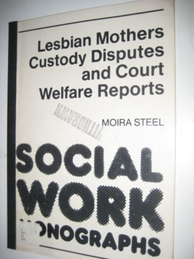 For lesbian social workers for