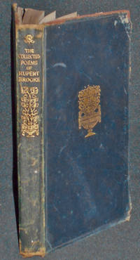 image of The Collected Poems of Rupert Brooke; With an Introduction by George Edward Woodberry and a Biographical Note by Margaret Lavington [provenance: Katinka Loeser]