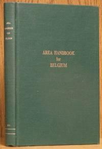 image of Area Handbook for Belgium DA Pam 550-170