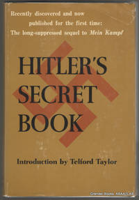 Hitler's Secret Book.
