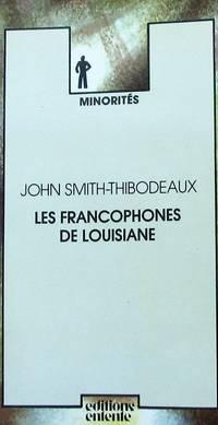 image of Les francophones de Louisiane