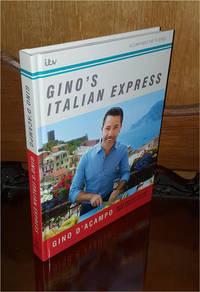Gino's Italian Express - **Signed** - 1st/1st
