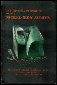 The Physical Properties of the Nickel-Iron Alloys