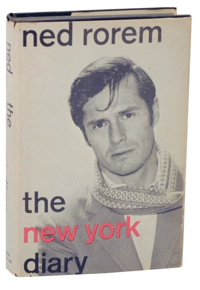 New York: George Braziller, 1967. First edition. Hardcover. Rorem's third book. An about near fine c...
