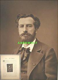 Mulnier Photograph Of Auguste Bartholdi