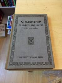 image of Citizenship: Its Rights and Duties