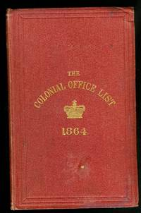 Colonial Office List 1864