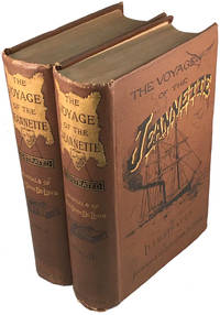The Voyage of the Jeannette; The Ship and Ice Journals