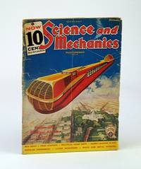 Everyday Science and Mechanics Magazine,  Combined with Everyday Mechanics, December (Dec.) 1935, Vol. VI, No. 6 - Suction Lifts Planeless Aircraft (Cover Illustration)