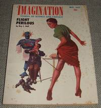 Imagination: Stories Of Science And Fantasy for May 1955 Volume 6 Number 5