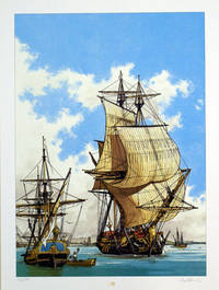 image of Travels of the Sparrowhawk (Les Voyages de L'Epervier) 7 - Limited Edition Print (Signed)