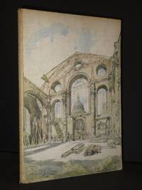 Bombed London: A Collection of Thirty-Eight Drawings of Historic Buildings Damaged During the Bombing of London in the Second World War 1939 - 1945 by Hanslip Fletcher - 1st Edition  - 1947 - from Tarrington Books and Biblio.com