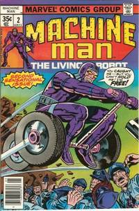 MACHINE MAN The Living Robot: May #2