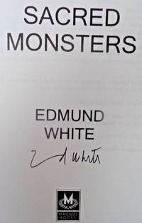 SACRED MONSTERS (SIGNED)