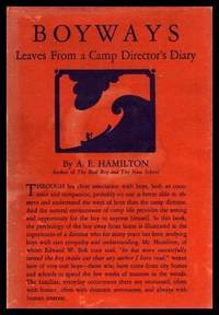 BOYWAYS - Leaves from a Camp Director's Diary