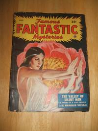 image of Famous Fantastic Mysteries August 1949 Vol. 10 No. 6