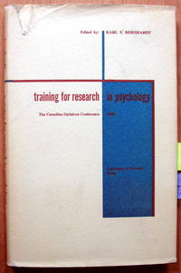 Training for Research in Psychology. The Canadian Opinicon Conference May 1960