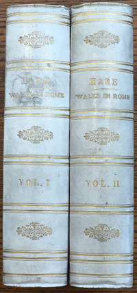 Walks in Rome, two volume set