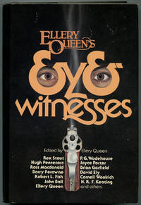 Ellery Queen's Eye Witness