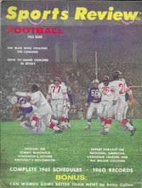 Sports Review Football 1961