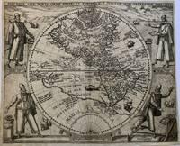 America Sive Novus Orbis Respectu Europaeorum Inferior Globi Terrestris Pars