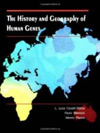 The History and Geography of Human Genes by Luigi Luca Cavalli-Sforza - Hardcover - 1994-06-02 - from Books Express and Biblio.com