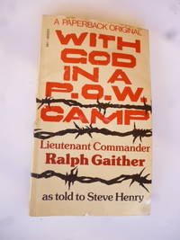 image of With God in a P.O.W Camp