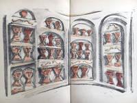 Massimo Campigli.  Il Lamento del Gabelliere: DELUXE edition with 10 hand colored Original Lithographs.