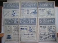 image of Model engineer and electrician: a jounal of small power engineering: 6  issues, Vol XLVI nos.1097 & 1098 (May 4 & May 11, 1922); Vol L nos.1203 -  1205 (May 15 - May 29, 1924) and no.1207 (June 12, 1924)